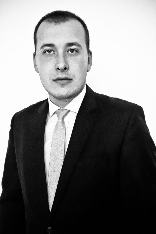 Aplikant adwokacki Piotr Fidura